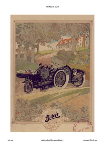 1912 Buick (32pgs)