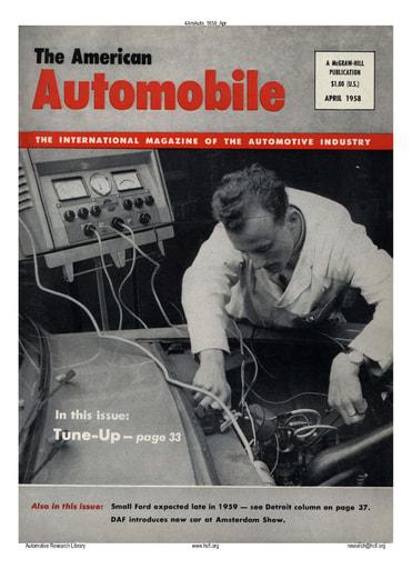American Automobile | 1958 Apr