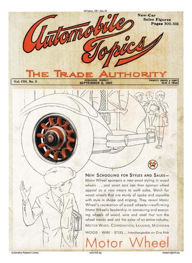 Auto Topics | 1931 Sep 05
