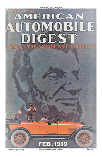 American Automobile Digest - 1919 February