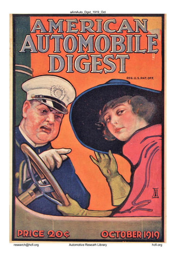American Automobile Digest - 1919 October