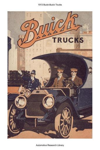 1913 Buick   Trucks (20pgs)