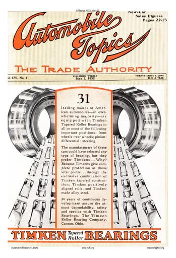 Auto Topics | 1932 May 07