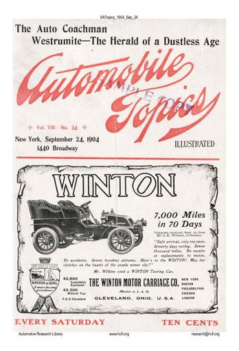 Auto Topics | 1904 Sep 24