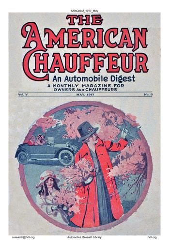 American Chauffeur | 1917-05 May