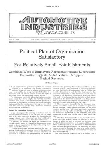 Auto Industries 1918 12 26