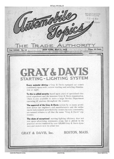 Auto Topics | 1914 May 02