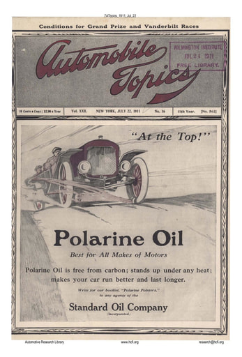 Auto Topics | 1911 Jul 22