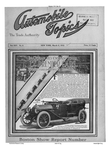 Auto Topics | 1912 Mar 09