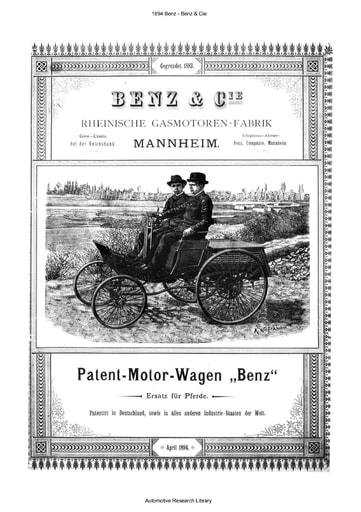 1894 Benz   Benz & Cie (10pgs)