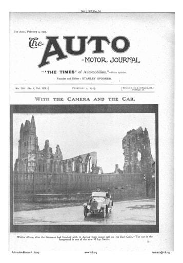 Auto Motor Journal | 1915 Feb 04