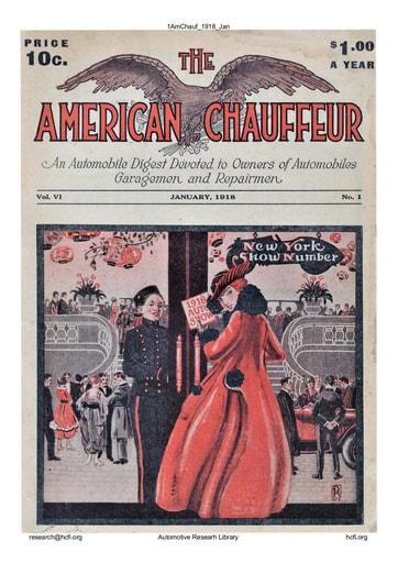 American Chauffeur | 1918-01 Jan