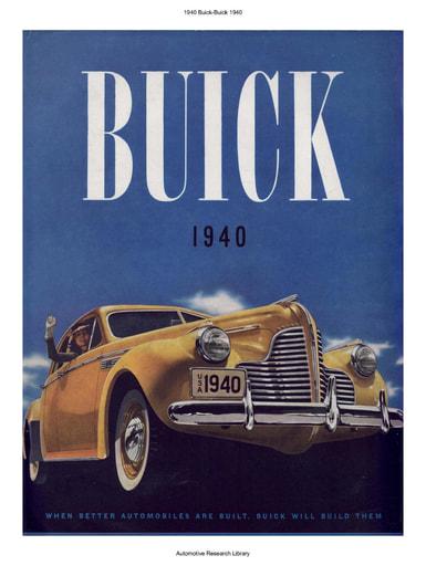 1940 Buick (9pgs)