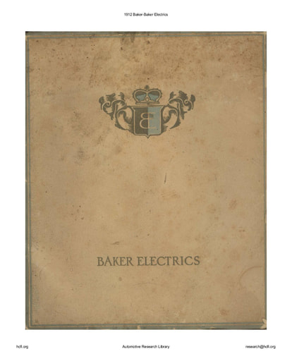 1912 Baker   Electrics (25pgs)