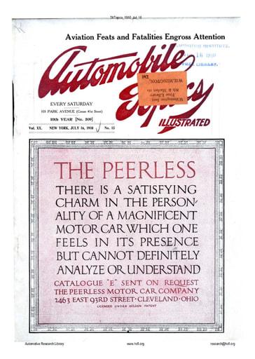 Auto Topics | 1910 Jul 16