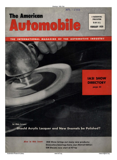 American Automobile | 1959 Feb