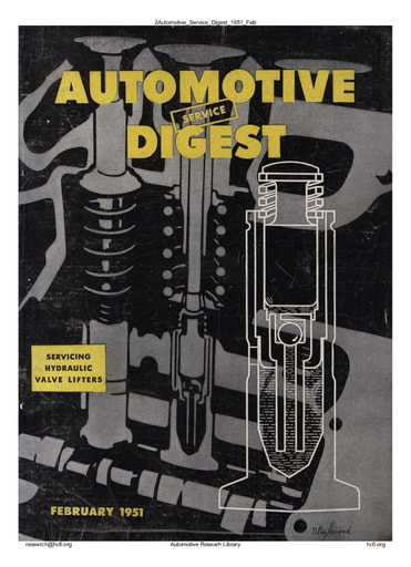 Automotive Service Digest 1951 02 Feb