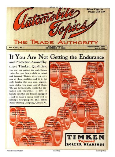 Auto Topics | 1932 Dec 17