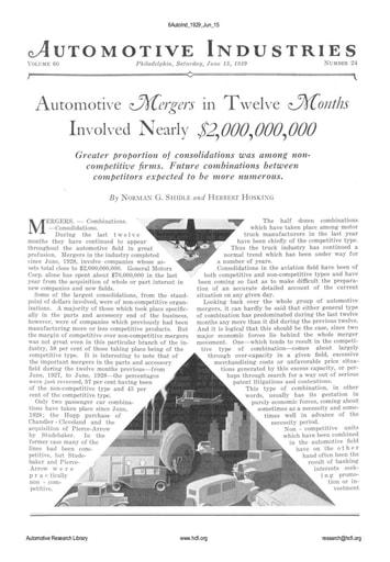 Auto Industries 1929 06 15