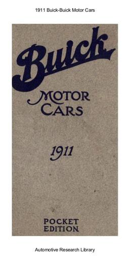 1911 Buick (19pgs)