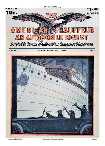 American Chauffeur | 1918-05 May