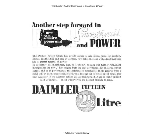 1938 Daimler   Another Step Forward (21pgs)