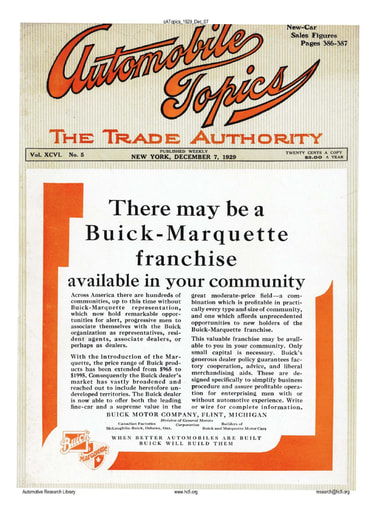 Auto Topics | 1929 Dec 07