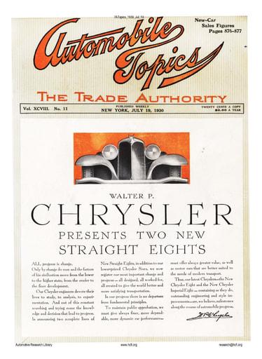 Auto Topics | 1930 Jul 19
