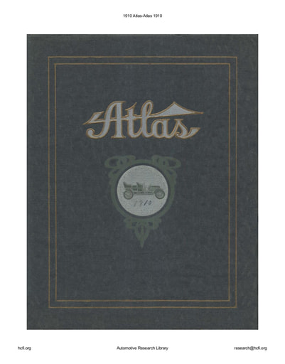 1910 Atlas (29pgs)