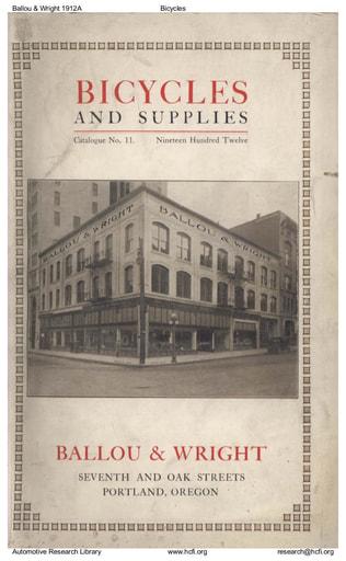 1912 Ballou & Wright