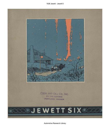 1926 Jewett 6 (17pgs)